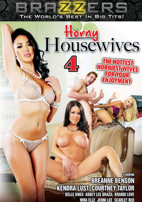 Horny Housewives #4 – Brazzers