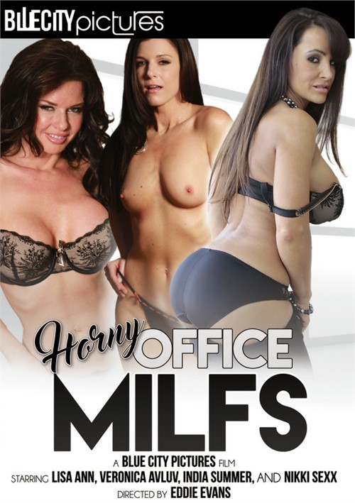 Horny Office MILFs – Blue City