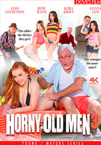 Horny Old Men #3 – Devil's Film