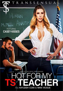 Hot For My TS Teacher – TransSensual