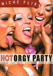 Hot Orgy Party – Niche Flix