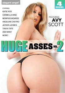 Huge Asses #2 – Elegant Angel