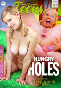 Hungry Holes – Try Teens