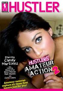 Hustler's Amateur Action #2 – Hustler