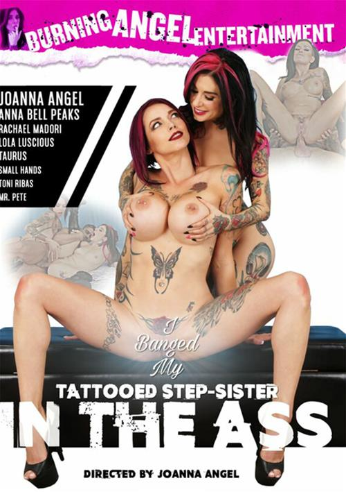 I Banged My Tattooed Step-Sister In The Ass – Burning Angel
