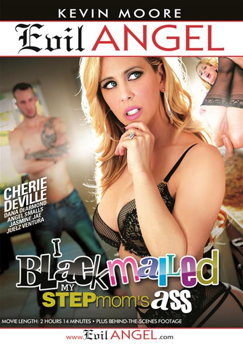 I Blackmailed My Stepmom's Ass – Evil Angel