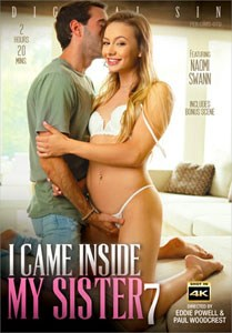 I Came Inside My Sister #7 – Digital Sin