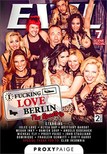 I Fucking Love Berlin – Evil Angel