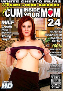 I Wanna Cum Inside Your Mom #24 – White Ghetto