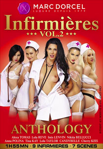 Infirmieres Anthology #2 – Marc Dorcel