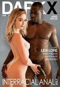 Interracial Anal #7 – Dark X