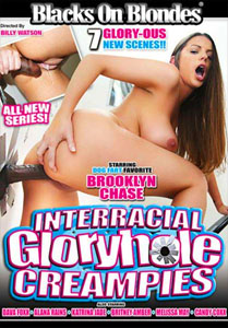 Interracial Gloryhole Creampies – Blacks on Blondes