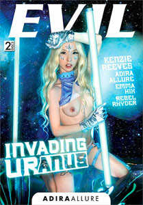 Invading Uranus – Evil Angel