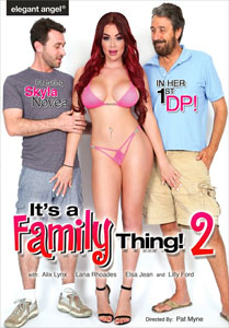 It's A Family Thing #2 – Elegant Angel