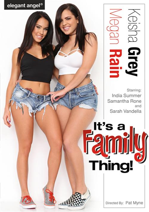 It's A Family Thing – Elegant Angel