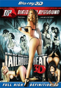 Jailhouse Heat In 3D – Digital Playground