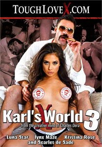 Karl's World #3 – Tough Love X
