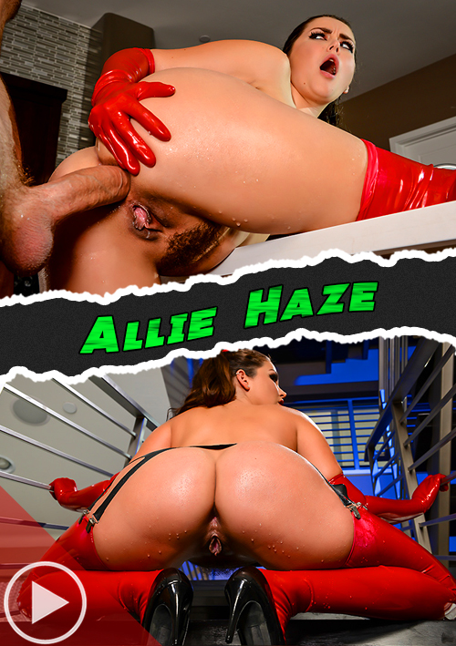 Latex Lust (Allie Haze) – Brazzers
