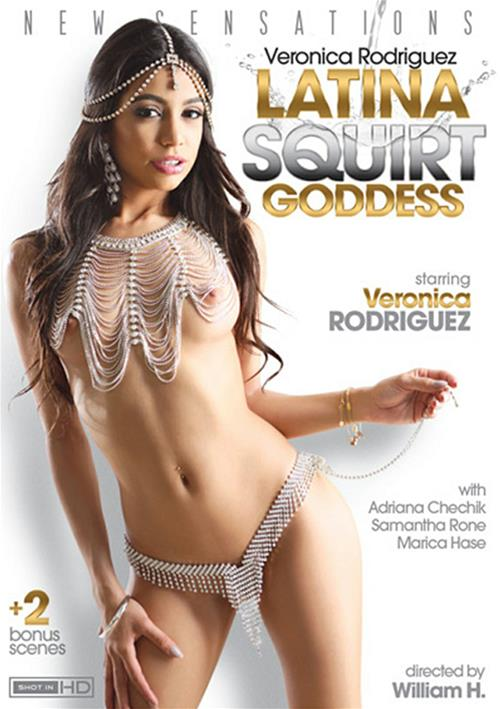 Latina Squirt Goddess – New Sensations