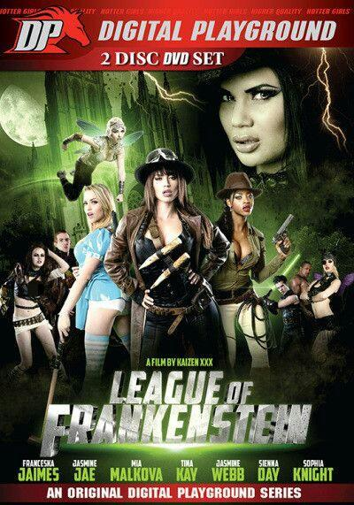 League Of Frankenstein – Digital Playground