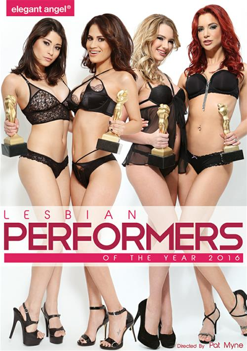 Lesbian Performers Of The Year 2016 – Elegant Angel