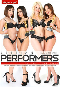 Lesbian Performers Of The Year 2018 – Elegant Angel