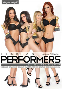 Lesbian Performers Of The Year 2020 – Elegant Angel