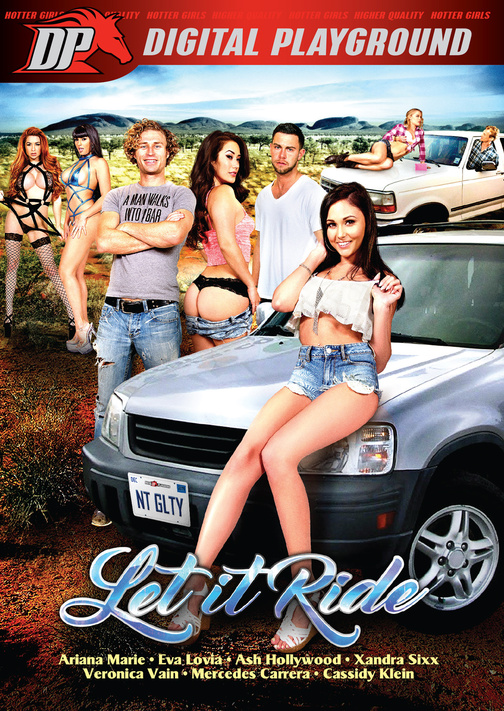Let It Ride – Digital Playground