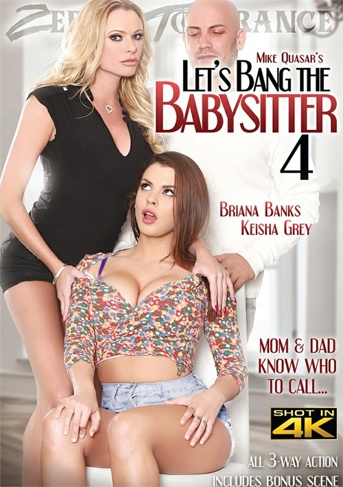 Let's Bang The Babysitter #4 – Zero Tolerance