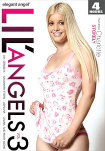 Lil' Angels #3 – Elegant Angel