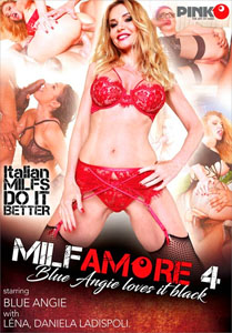 MILF Amore #4: Blue Angie Loves It Black – Pink'o