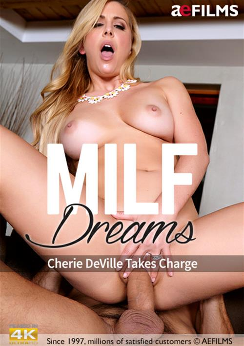 MILF Dreams: Cherie Deville Takes Charge – AE Films