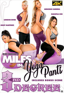 MILFS In Yoga Pants – Third Degree