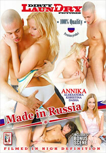Made In Russia – Dirty Laundry Pictures