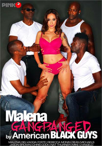 Malena Gangbanged By American Black Guys – Pink'o