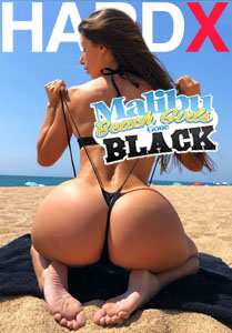 Malibu Beach Girls Gone Black – Hard X