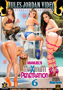 Manuel's Maximum Penetration #6 – Jules Jordan
