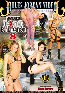 Manuel's Maximum Penetration #8 – Jules Jordan