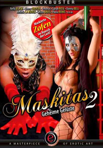 Maskitas #2 – Erotic Planet