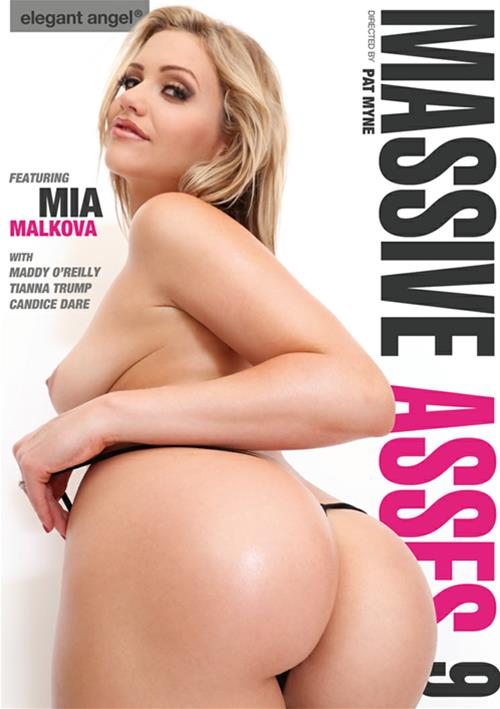 Massive Asses #9 – Elegant Angel