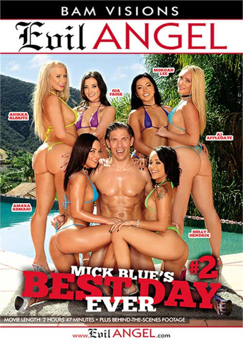Mick Blue's Best Day Ever #2 – Evil Angel