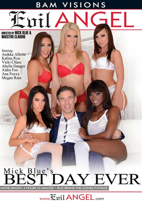 Mick Blue's Best Day Ever – Evil Angel