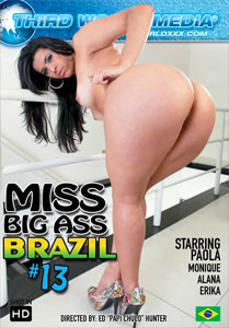 Miss Big Ass Brazil #13 – Third World Media