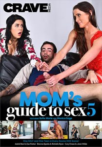Mom's Guide To Sex #5 – Crave Media