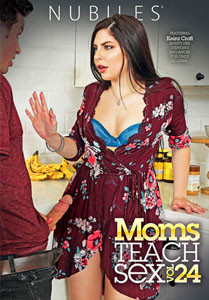 Moms Teach Sex #24 – Nubiles