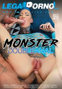 Monster Double Anal – Legal Porno
