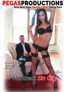 Montreal Sin City – Pegas Productions