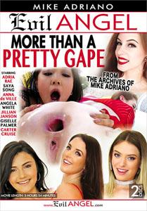 More Than A Pretty Gape – Evil Angel