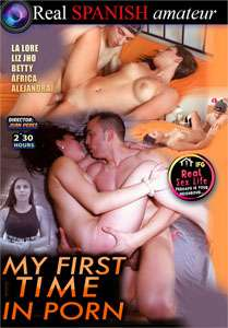 My First Time In Porn – Real Spanish Amateur