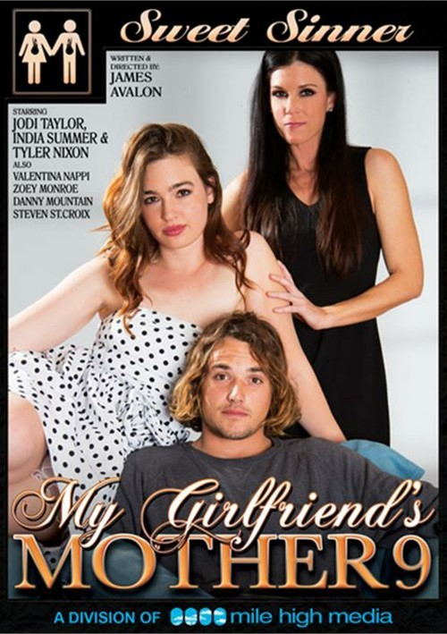 My Girlfriend's Mother #9 – Sweet Sinner
